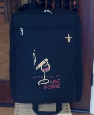 The Wine Check Bag Shipper Not Incl
